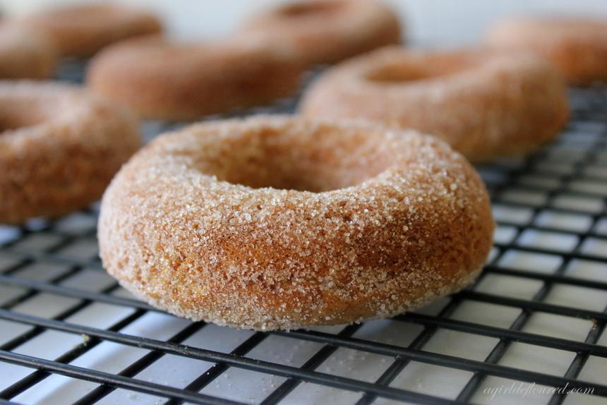 Apple Cider Donuts!